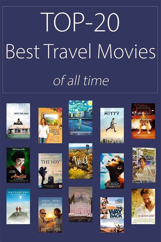 20 Best Travel Movies That Will Inspire Your Wanderlust