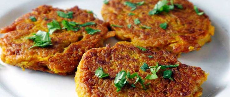 The recipe for a classic South African side dish - Pumpkin Fritters