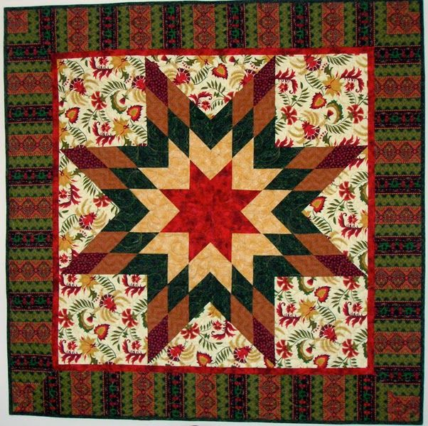 Debby Kratovil Quilts: Christmas Quilts - Day 1 (and free pattern ... : quilt in a day free patterns - Adamdwight.com