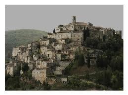 Labro (Rieti) - il borgo