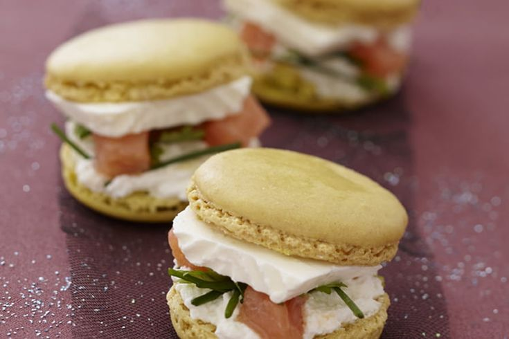 Surprise macaroons recipe at Caprice des Anges: the easy recipe  –