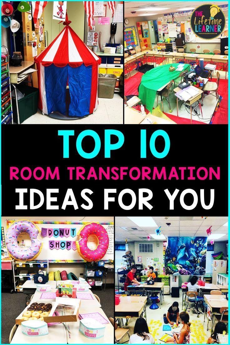 Top 10 Classroom Transformation Ideas Classroom Transformation Third Grade Common Core Math Third Grade Math