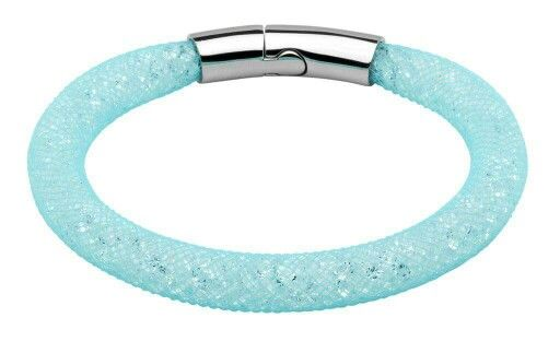 GLITTERATI CRYSTAL BRACELETS - Shimmering Nylon mesh design filled with hundreds of sparkling crystals and a Stainless Steel Clasp $60 Available in 19cm and 21cm