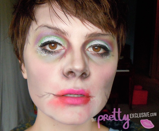 Glam Zombie Tutorial Zombie party, Halloween, Holidays