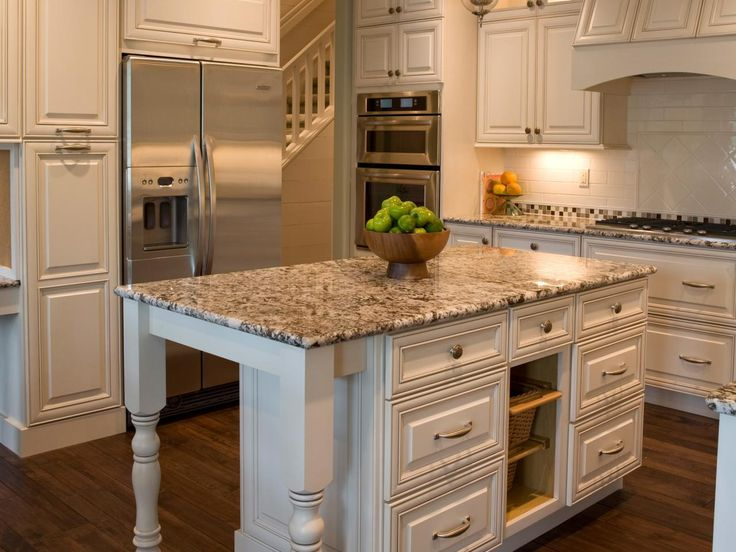 Granite Countertop Prices: Pictures & Ideas From HGTV | Kitchen Ideas & Design with Cabinets, Islands, Backsplashes | HGTV