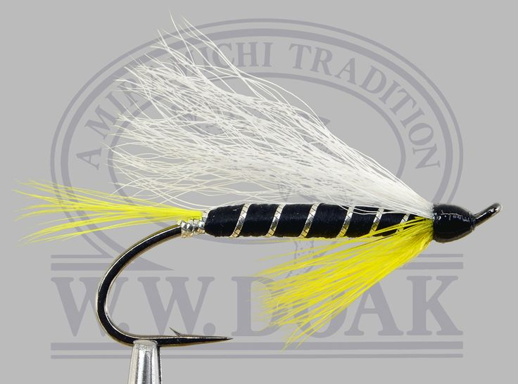 Hairwings - W. W. Doak and Sons Ltd. Fly Fishing Tackle