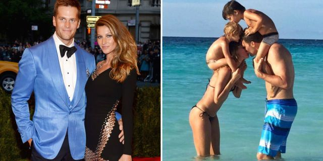 Here's What Happens to Gisele Bündchen and Tom Brady's Insane Diet When They Go on Vacation
