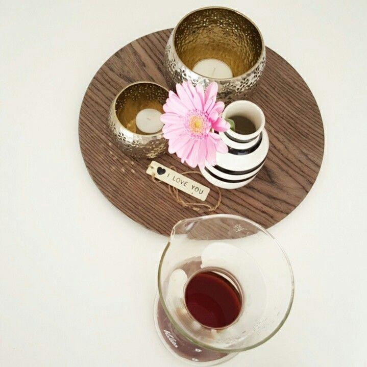 Vår i luften og kaffen er ferdig brygget på Kalita wave style Dripper kaffebrygger.  www.covin.no