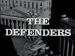 The Defenders - One of television's greatest attorney dramas still shamefully not represented on DVD.