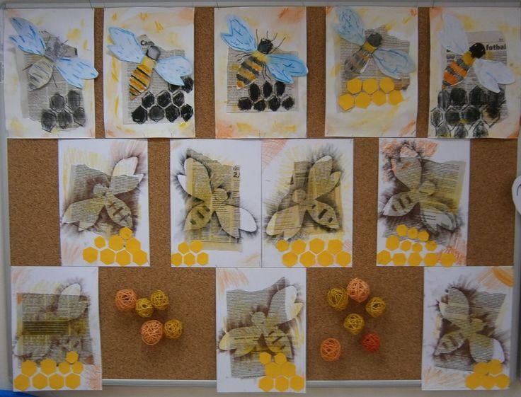 červen 2016 - včeličky