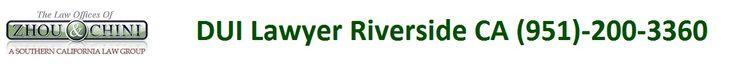1DUI Lawyer Riverside CA