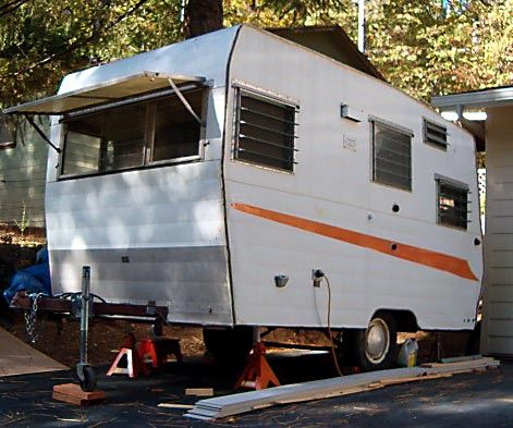 shasta camper 1500 | 1966 shasta model 1500 this is a very typical mid 60 s style of shasta ...