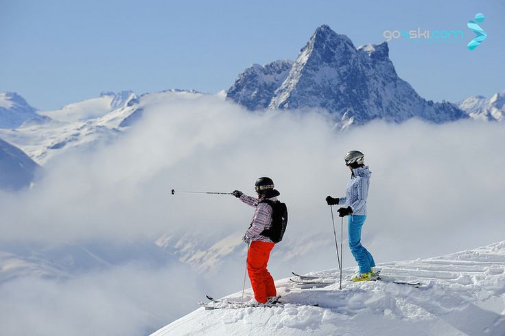 St. Anton is rated among the top five resorts in the Alps for very good reason: located in Austria's Arlberg region, one of Europe's snowiest areas!!#Austria #ski #Arlberg #view: http://www.go4ski.com/en/destination.htm?destination=37&t=The+ski+resort+of+St.+Anton%2C+Lech+and+Zürs