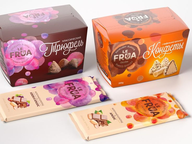 Le Frua Redesign on Packaging of the World - Creative Package Design Gallery