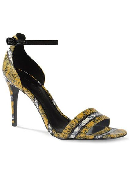 25 Sale Finds To Round Out Your Workwear #refinery29  http://www.refinery29.com/cheap-work-clothes#slide5  Charles & Keith Printed Heels, $39 (originally $49), available at Charles & Keith.