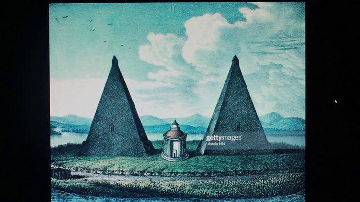 LOST PYRAMIDS OF LAKE MOERIS (location of real pyramids?): And THOSE GOO...