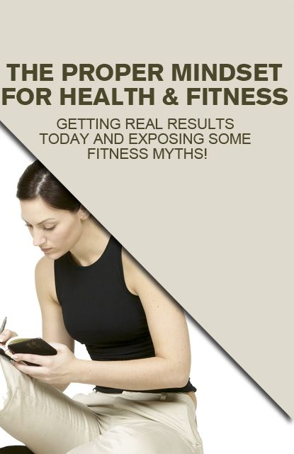 The Proper Mindset For #Health & #Fitness. It happens so very often – we resolve to go on with a health and fitness program with gusto and probably much fanfare too, but in the first week of entering the program, everything fizzles out. http://www.bestsupplements.tk/e-books-offers/