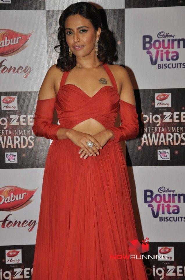 Swara Bhaskar - Zee Cine Awards 2017