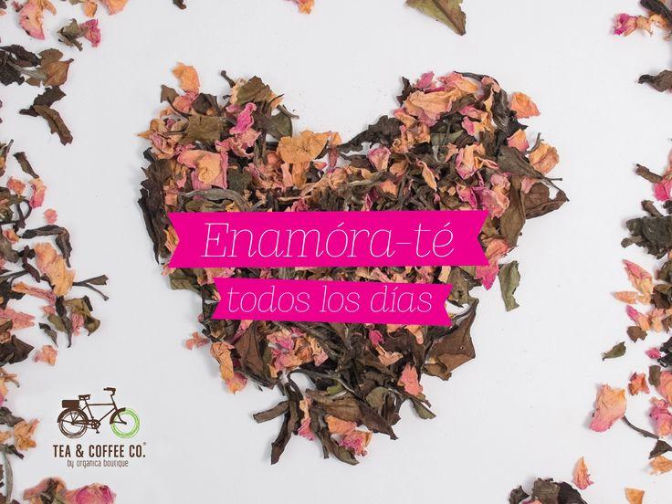Enamora-té todos los días!!! http://www.teaandcoffeeco.com/section/teas/