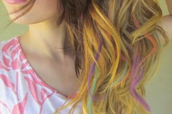 How to... color your ends