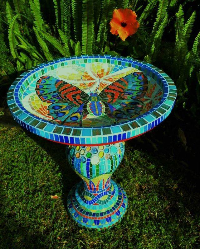 Christopher Dias Mosaics - gorgeous.