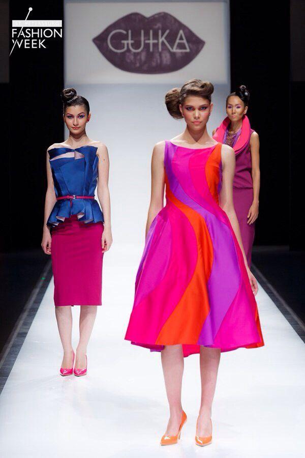 Пресс-показ GUTKA  www.spbfashionweek.ru #spbfw #fashionweek #ss15 #gutka
