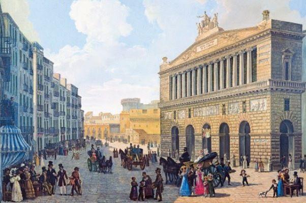 In visita al Teatro del Re: un giorno al San Carlo di Napoli