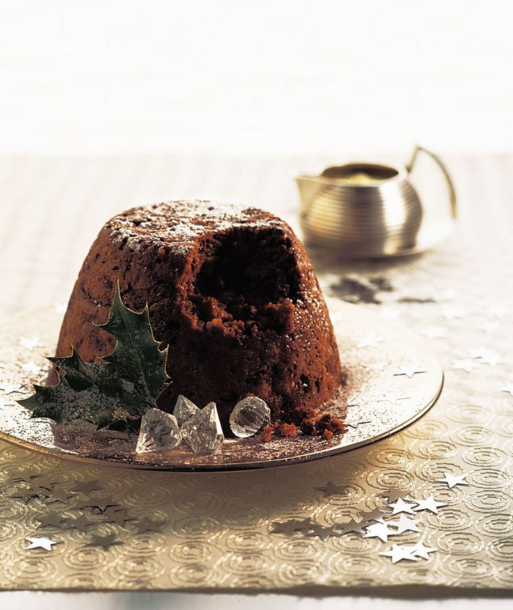 This no-sugar, diabetic-friendly Christmas pudding will be enjoyed by everyone