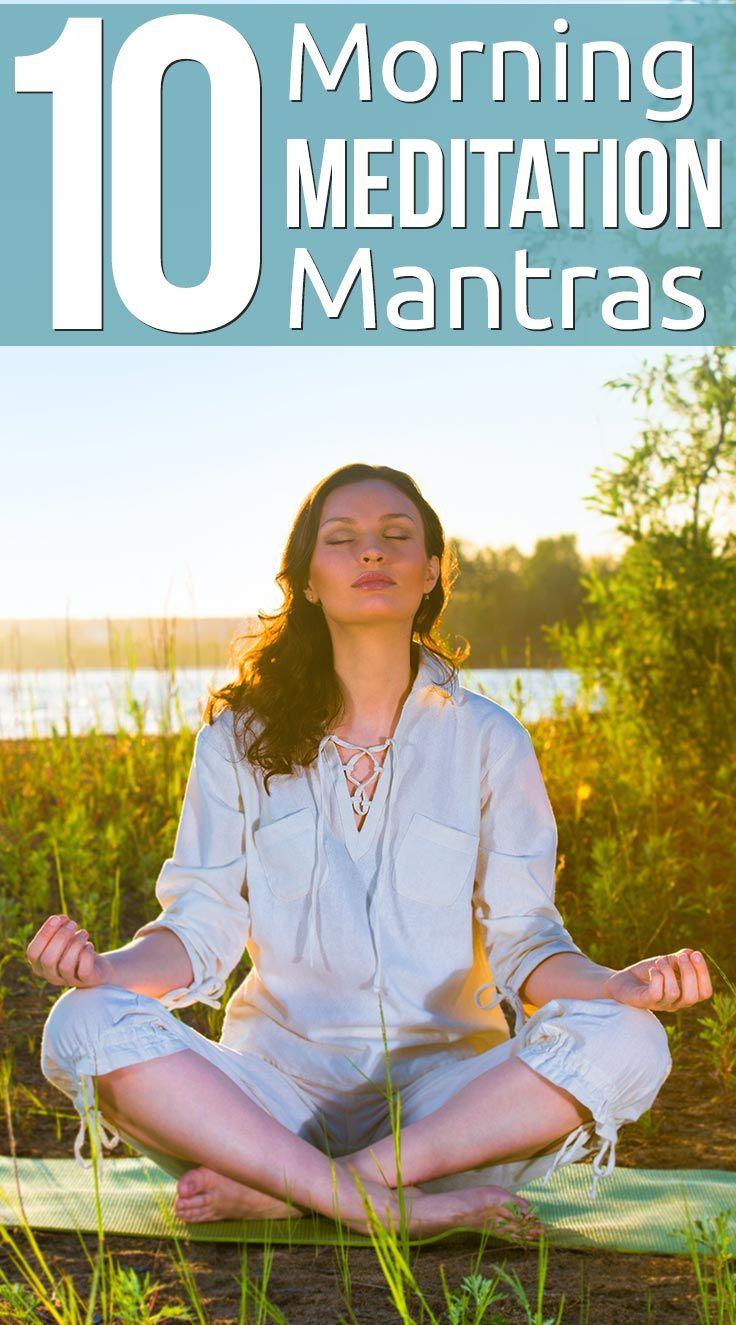 #retakeyourpower Top 10 Morning Meditation Mantras