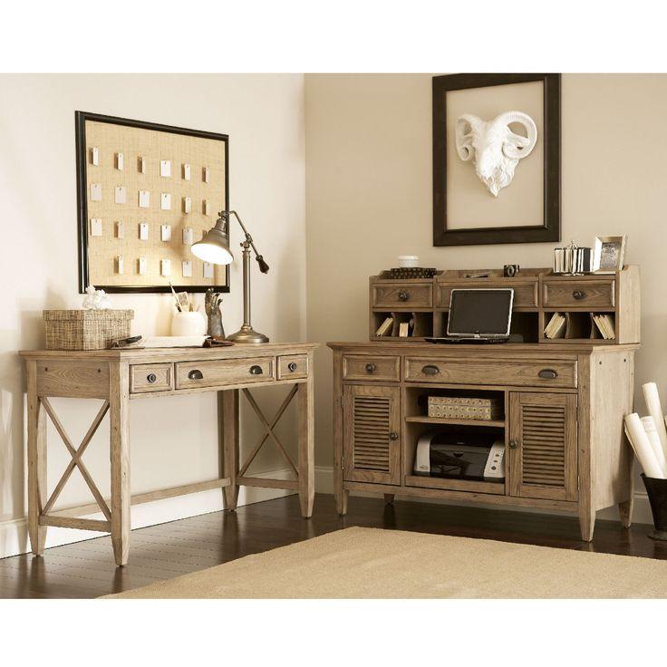 Riverside Home Office Credenza Desk 32423 At North Carolina Furniture Mart  At North Carolina Furniture Mart In Bixby, OK
