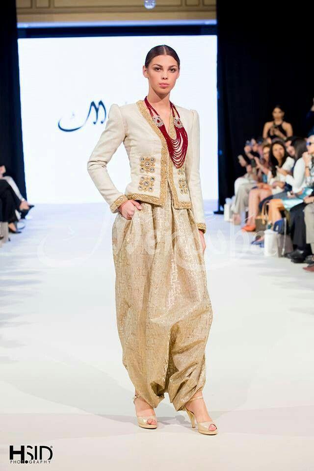 tenue algérienne