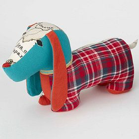 Beagle Dog Door Stop