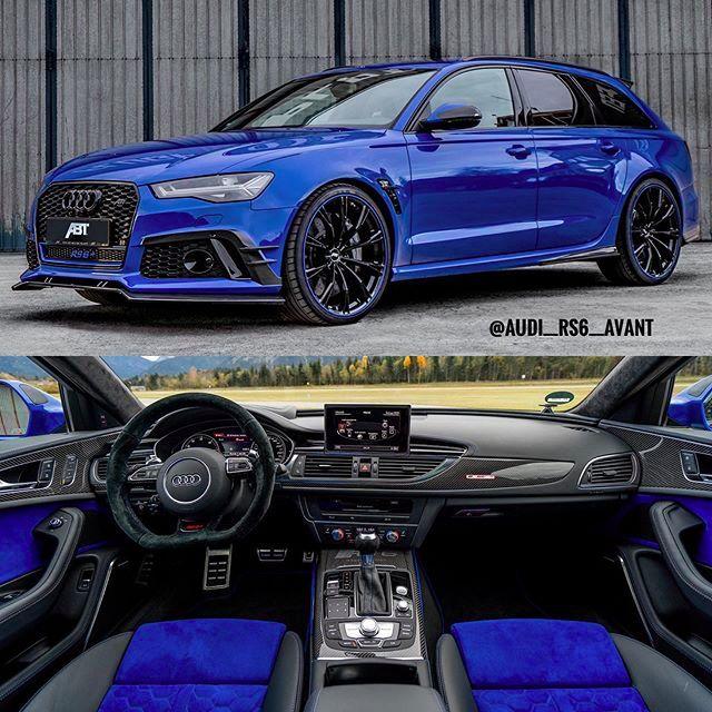 audi rs6 c7 ABT blue   Audi rs6, Audi rs6 c7, Audi