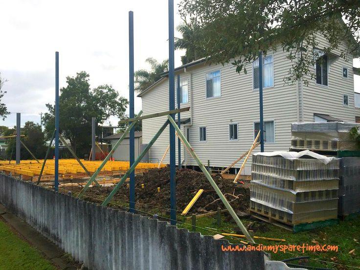 Base stage completed #basestage #newbuild