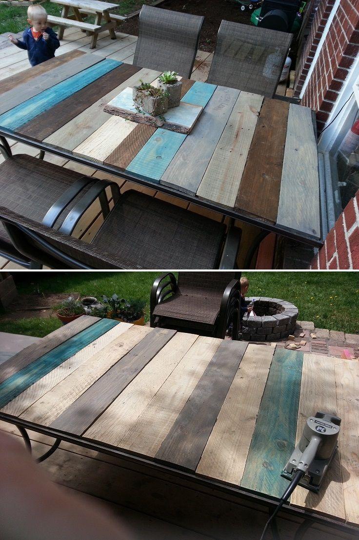 Mese Din Lemn Pentru Terase 15 Modele Frumoase Case Practice Diy Outdoor Table Outdoor Table Plans Patio Table