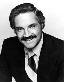 Hal Linden. Love him as Barney Miller. Hal is also a Tony award winner and can play the saxophone and clarinet. He also sang with Sammy Kaye. Go Hal!! :)