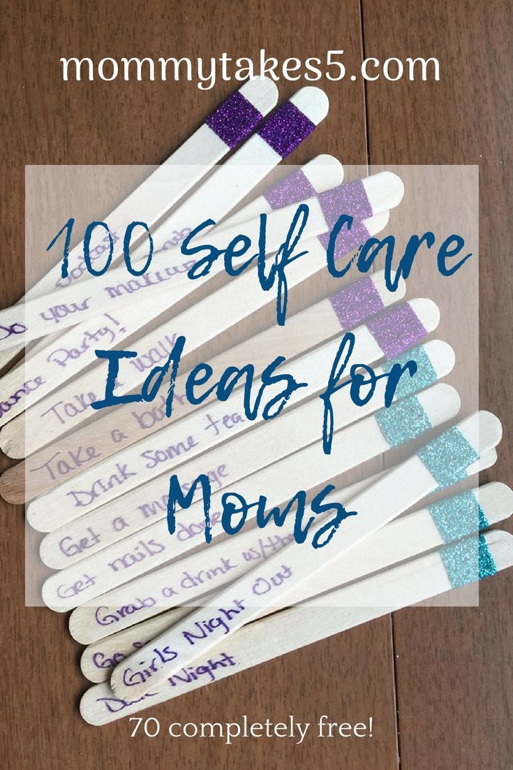 Diy Self Care Jar 100 Self Care Ideas Mommy Takes 5 Self Care Self Motherhood Inspiration