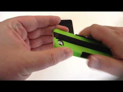 FabX Maxx Spectra Multifunctional Strap Case For iPhone 4/4S Review