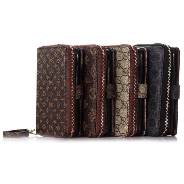 iPhone6sカバーブランド財布型が集まった!優れた職人の手仕事によってつくられるグッチやシャネルの新作ウォレット型スマホケースが常にに更新!