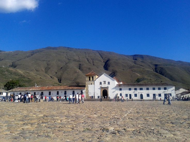 Little old town #3 : Villa de Leyva, Colombia Been here before, totally wanna go back.