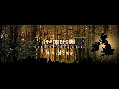 Bug Out Survival Show / May Bank Holiday 2017 update / Preppers UK / HHOS