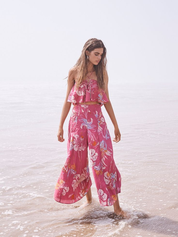 Strawberry Combo Sweet Thing Set at Free People Clothing Boutique