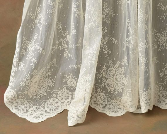 17 Best ideas about Lace Curtains on Pinterest | Curtains for ...