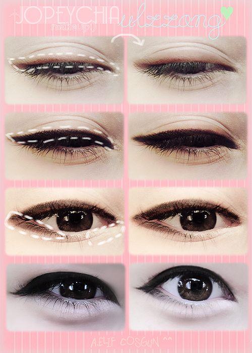 eye makeup, makeup tutorial, makeup ideas, makeup, striking makeup