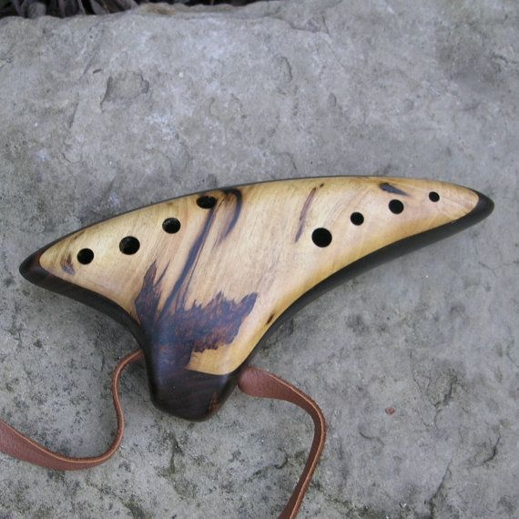Ocarina. What a beautiful instrument.