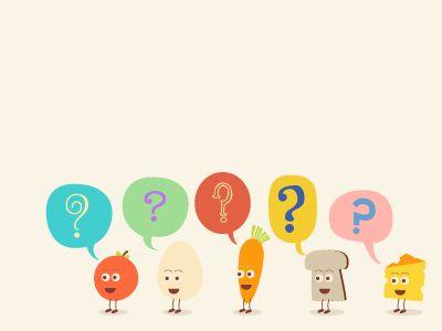 Veg Questions by Killian Dunne