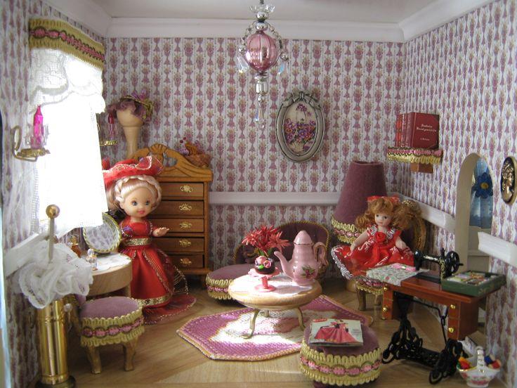 Ružový salón