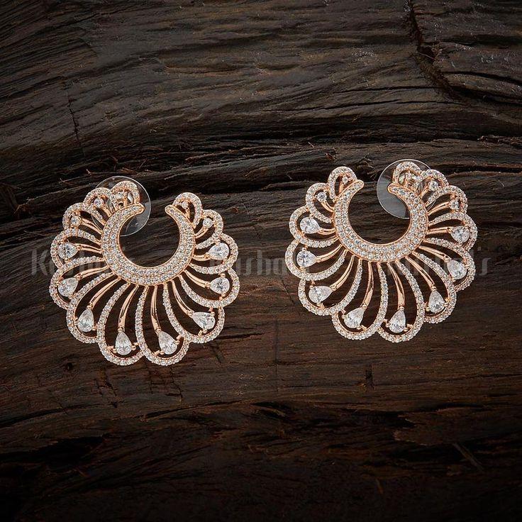 Zircon Yiska Earrings