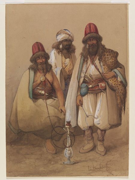 Three Dervishes