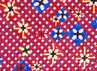 Red Carpet with Newspapers (detail), 2011 Courtesy Studio la Città (c)Michele Alberto Sereni